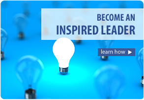 Become and inspired leader
